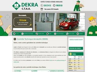 Votre centre de contrôle technique Dekra à Annoeullin - Dekra