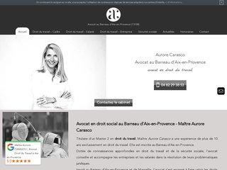 Votre avocat en droit du licenciement à Aix-en-Provence
