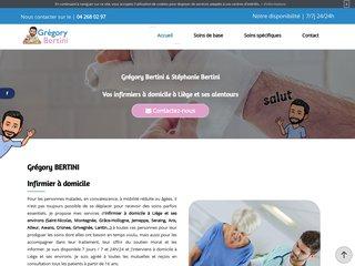 Des soins infirmiers à domicile à Liège
