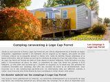 Camping Lege Cap Ferret