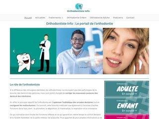 Orthodontiste Info