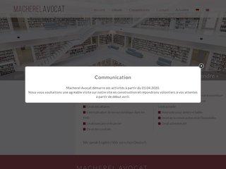 Cabinet d'avocat, assistance et procédures civiles