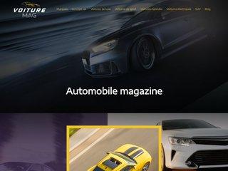 Le magazine de l'automobile