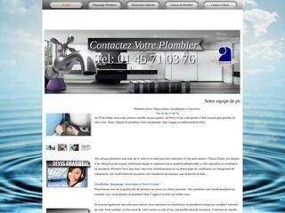 Plombier à Paris 16