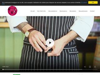 Chef cuisinier à Bordeaux