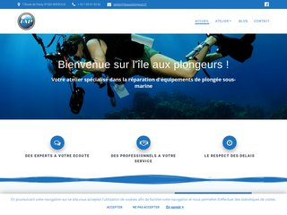 Matériels de plongée à Paris