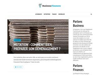 Business & Finances