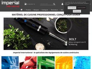 Matériel de Cuisine Professionnel Imperial International