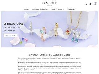 Divenly - Joaillerie en ligne - Paris