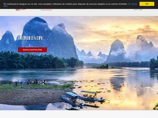 Voyage organisé en Chine