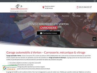 Votre atelier de réparation automobile à Verton