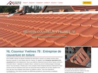 Couvreur Yvelines 78 : Entreprise de couverture en toiture