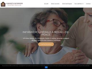Infirmières libérales à Bourg-de-Péage