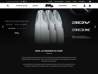Planche de surf DHD