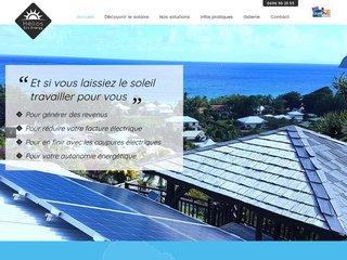 Panneau solaire Martinique - Hélios Eco Energy