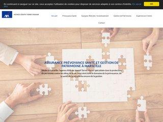 Agence d'assurance AXA à Marseille