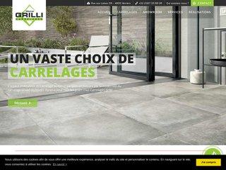 Carrelages Grilli: Carrelages en promo toute l'année à Liège
