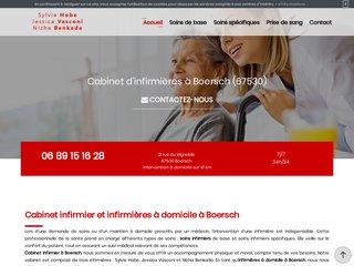 Découvrir la cabinet des infirmiers à Boersch