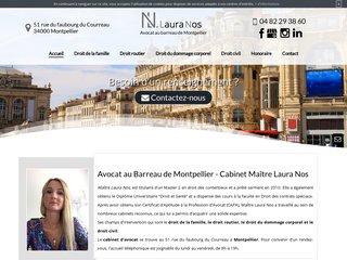 Trouver un cabinet d'avocat en droit routier à Montpellier