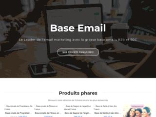 Acheter Base de données email qualifiée