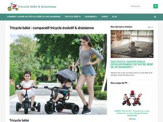 Comparatif tricycles et draisiennes