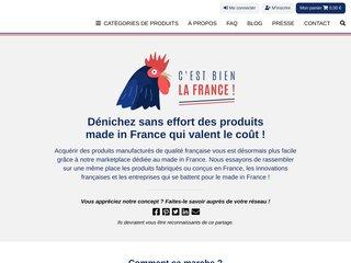 Boutique en ligne de produits fabriqués en France