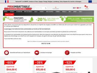 Prix Imbattable