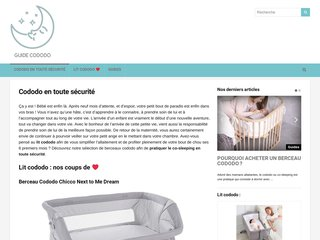 Guide cododo - Comparatif lits co-sleeping