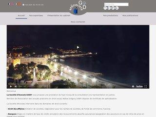 cabinet d'avocats spécialiste à Nice
