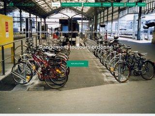 Les abris ou supports de vélos nécessaires