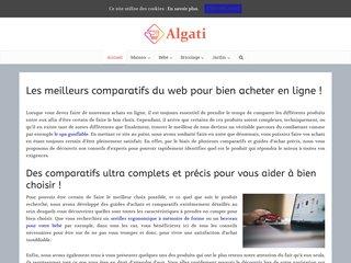 Comparatif du web