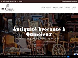 Société de débarras et de brocante 69 à Quincieux et Lyon