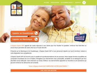 Aide à la mobilité - L'Espace Santé SAP