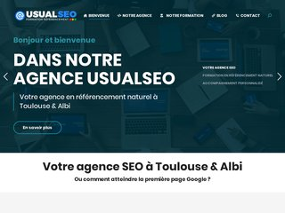 Usual SEO - Toulouse