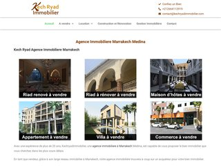 KechRyad Agence Immobiliere Marrakech