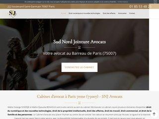 Avocat en droit des affaires à Paris