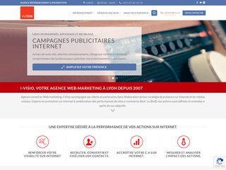 Agence webmarketing SEO & SEA à Lyon