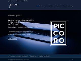 référencement naturel - Piccoro Digital