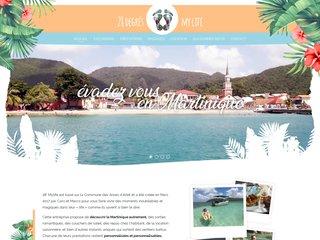 Balade en mer Martinique - 28° Mylife