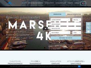 Chauffeur Privé Marseille Aeroport
