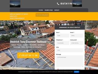 Entreprise Destrich couvreur à Toulouse