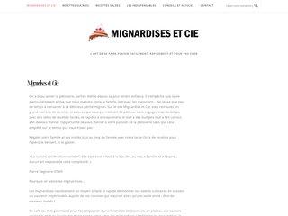 Mignardises et Cie