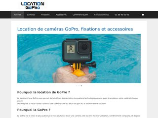 Location GoPro