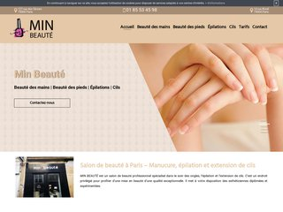 Trouver un salon de soin des pieds à Paris