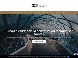 bureau d'études structure métallique Nantes