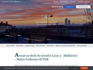Consultez le site de votre avocat en droit du travail à Lyon 3