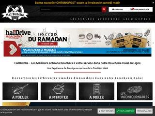 Boucherie Artisanale Halal en Ligne