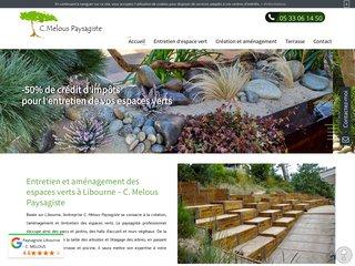 Entretien de votre espace vert à Libourne