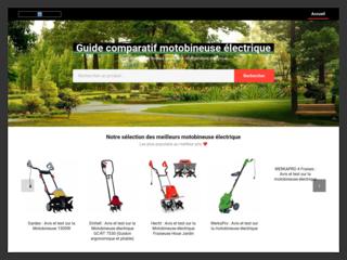 Comparatif motobineuse électrique
