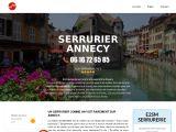 Serrurier Annecy